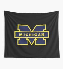Michigan! Wall Tapestry