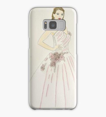 Wedding Dress No 6 Samsung Galaxy Case/Skin