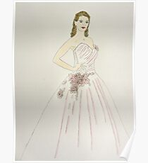 Wedding Dress No 6 Poster