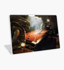 avp pool Laptop Skin