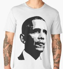 President Barack Obama - Graphic Design Men's Premium T-Shirt