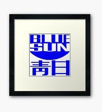 Firefly: Blue Sun Corporate Logo Framed Print