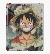 Luffy Canvas iPad Case/Skin