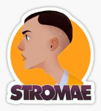 The Real Post-Modernist Art-ist Sticker