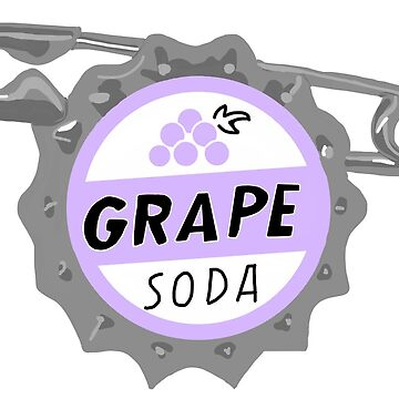 Grape Soda by ellenskingdom