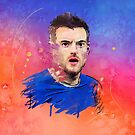 Classic Vardy by Mark White