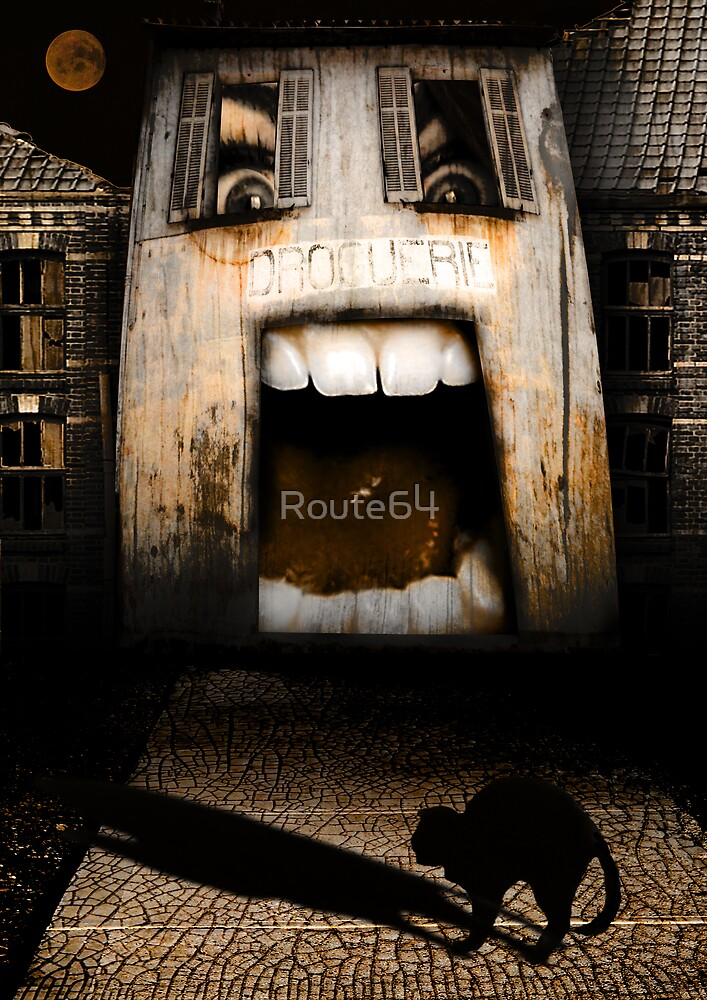 Mad house by Route64