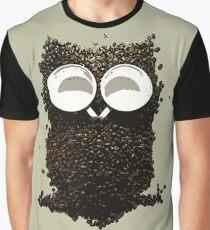 Espresso Self w/ text Graphic T-Shirt