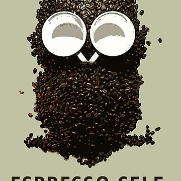 Espresso Self w/ text by ashhh91