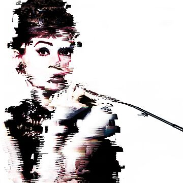 Audrey Digital by Alisterny
