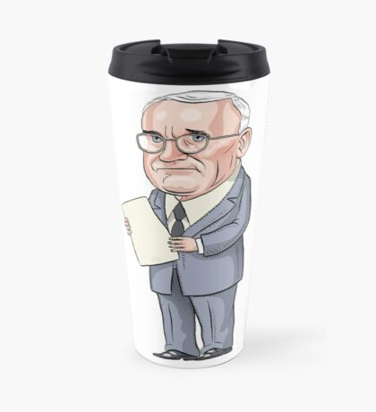 President Harry S Truman Travel Mug