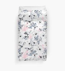 Lazy Daisy Flower Pattern Duvet Cover