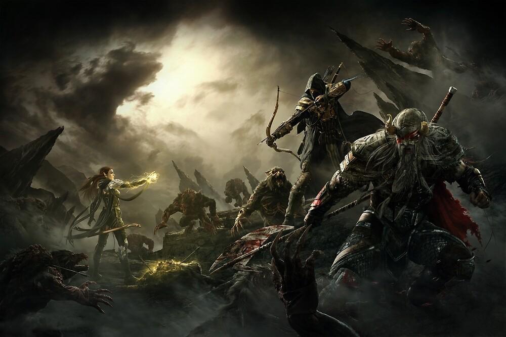 Elder Scrolls FanArt by LoLxLeGiT