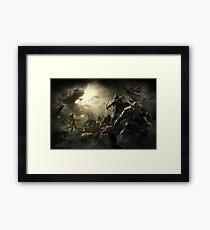 Elder Scrolls FanArt Framed Print