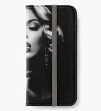 Smokin' Lady iPhone Wallet/Case/Skin