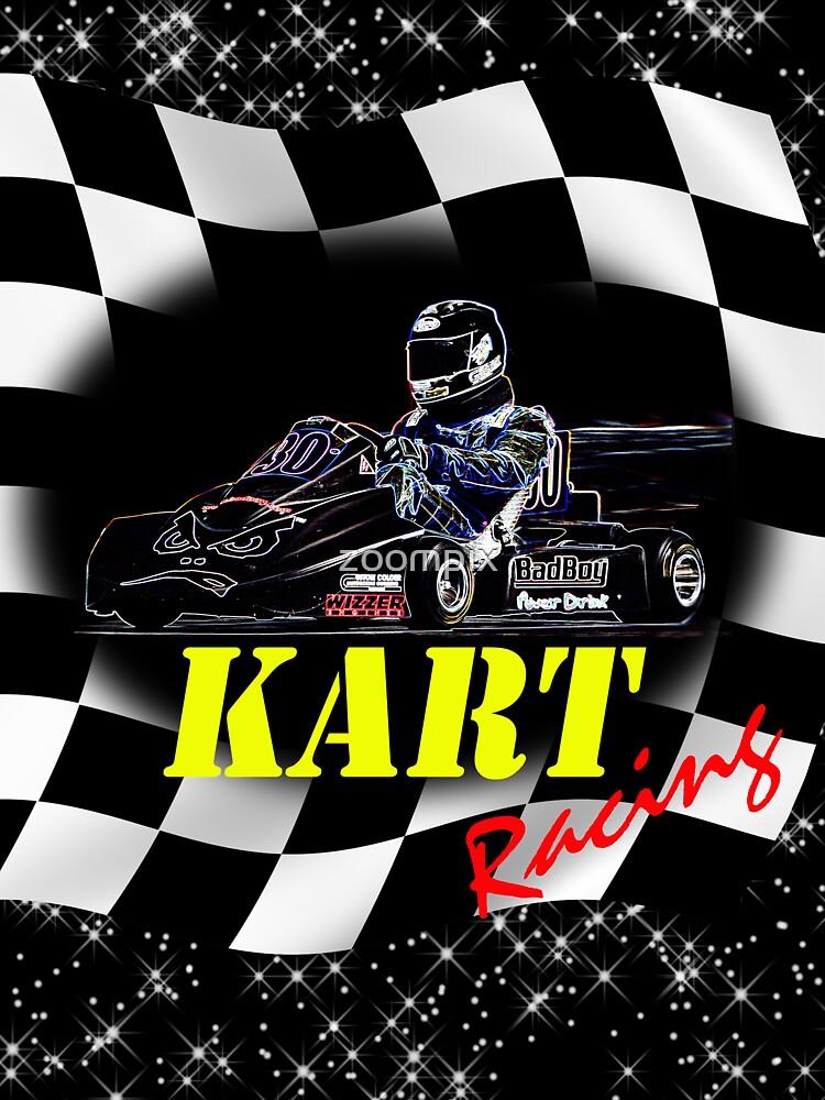 Kart Racer by zoompix