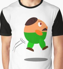 Humpty Dumpty Graphic T-Shirt