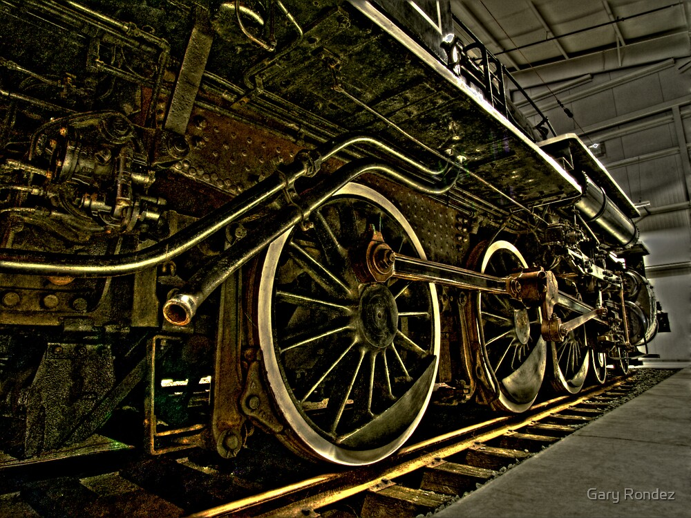 Big Wheels by Gary Rondez