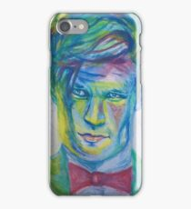 The Doctor - Eleven iPhone Case/Skin