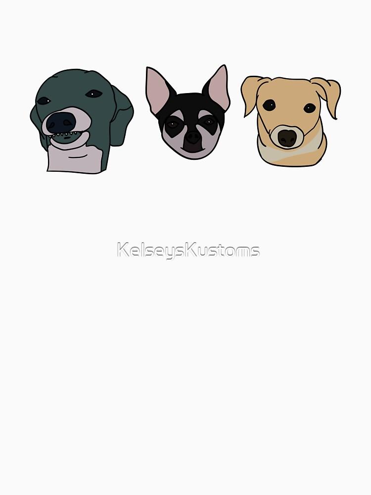 Jennas Hunde von KelseysKustoms