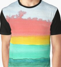 skyscape 10 Graphic T-Shirt
