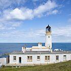 Lewis: Tiumpan Head Lighthouse by Kasia-D