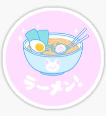 Cute Ramen Sticker