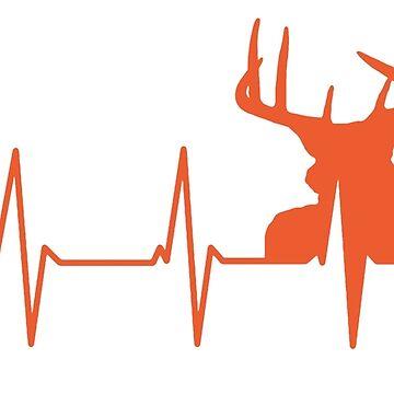 Buck Heartbeat - Naranja de Zboydston17