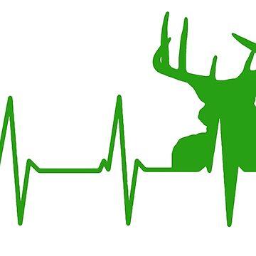 Buck Heartbeat - Verde de Zboydston17