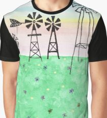 skyscape 11 Graphic T-Shirt