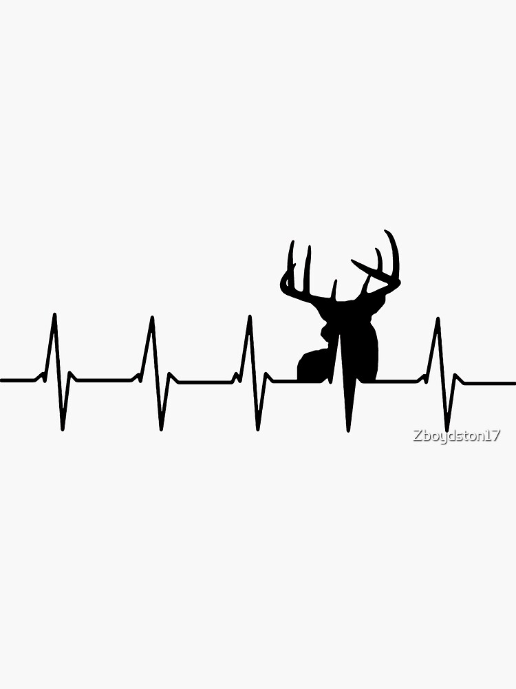Buck Heartbeat - Black by Zboydston17