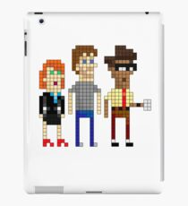 IT Crowd - Pixel Art iPad Case/Skin