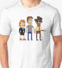 IT Crowd - Pixel Art T-Shirt