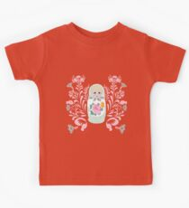 Russian doll pink Kids Clothes