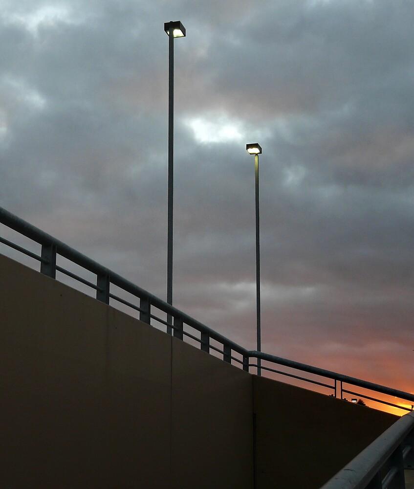 Sunset Ramp by Bruce  Watson