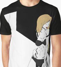 Blonde in the Dark Graphic T-Shirt