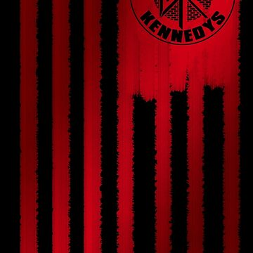 Dead kennedys flag by zumseh