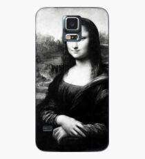 Smirk Woman Case/Skin for Samsung Galaxy