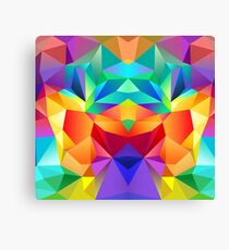 Androidtheme Abstractions Canvas Print