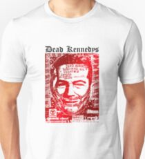 Dead kennedys face Unisex T-Shirt