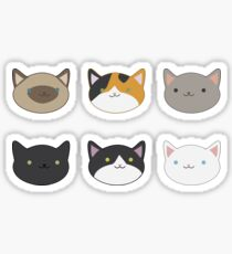 Kitty Sticker Set  Sticker