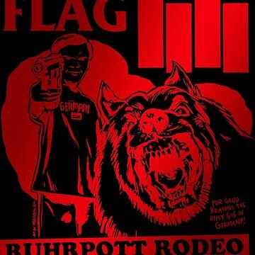 Black Blag Ruhrpott Rodeo by zumseh