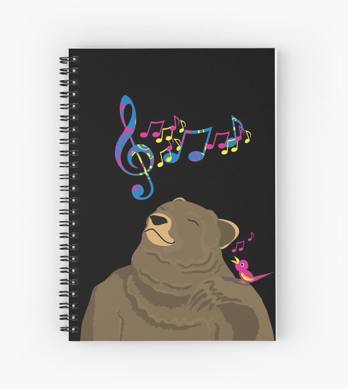 I See Music by Dan Tabata