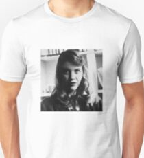 Sylvia Plath - Photo Unisex T-Shirt