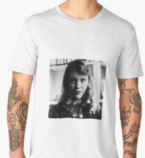 Sylvia Plath - Photo Men's Premium T-Shirt