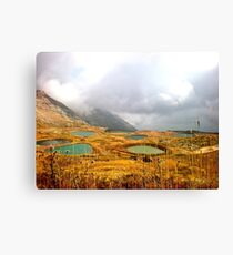 Liban Canvas Print