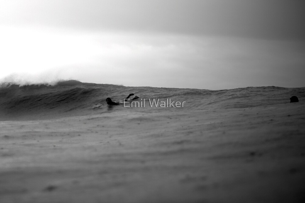 wave by Emil Walker