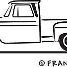 1964 Chevrolet Pickup Truck by Frank Schuster