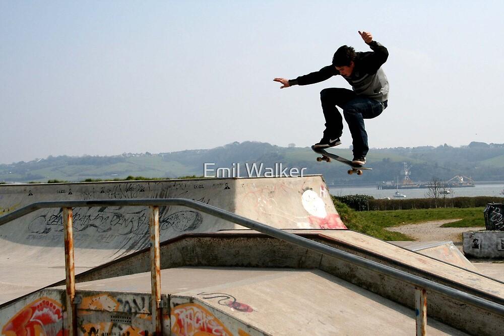 ollie air by Emil Walker