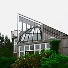 The Dunes Studio Gallery and Cafe, Brackley Beach, PEI,Canada by Shulie1